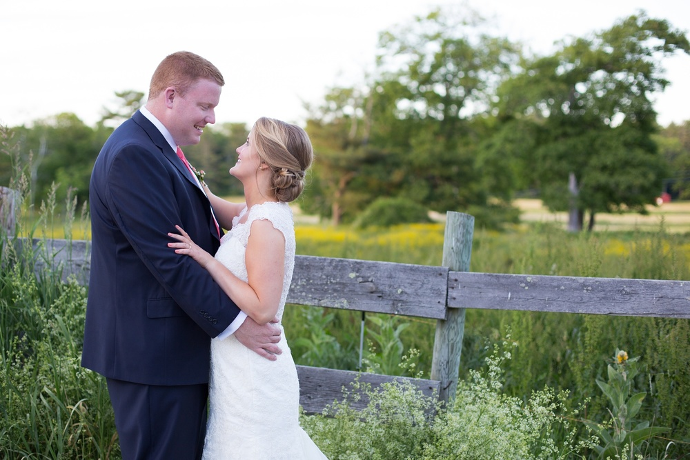 Wolfe's Neck Farm Wedding