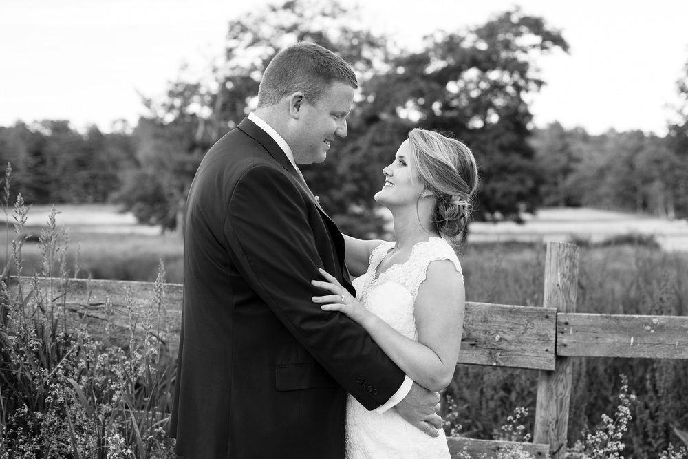 Freeport Maine barn wedding