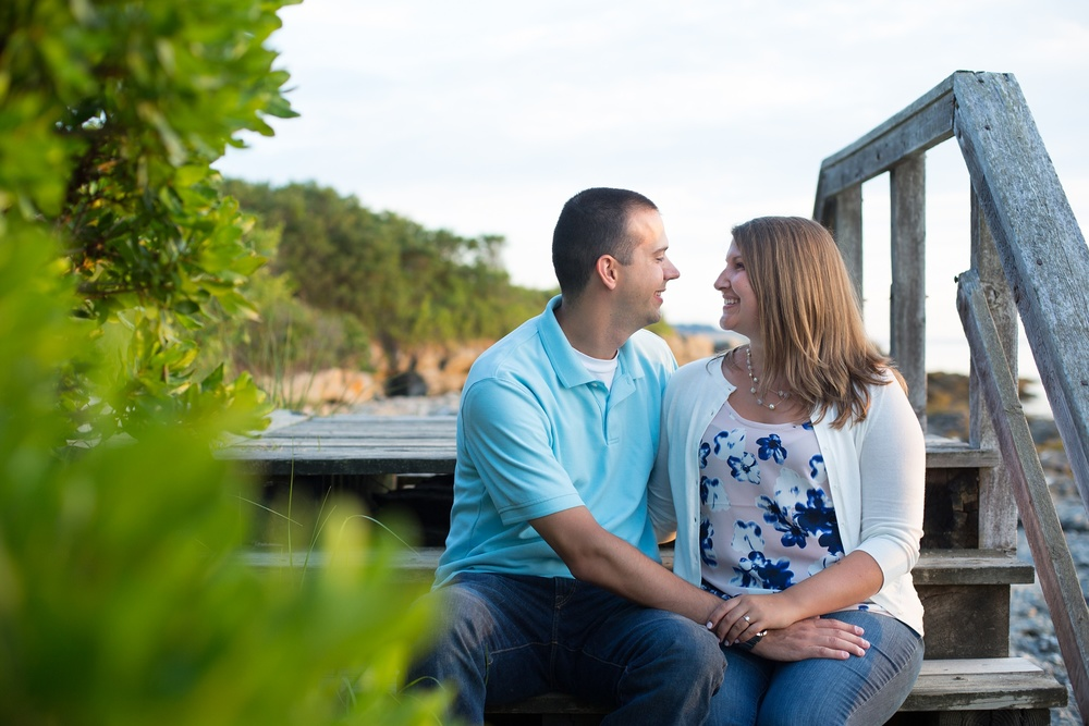 Maine Engagement Pictures