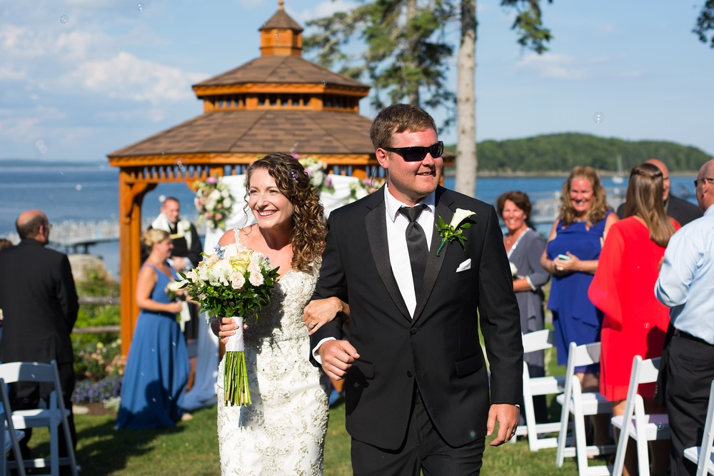 Bar Harbor Wedding Ceremonies