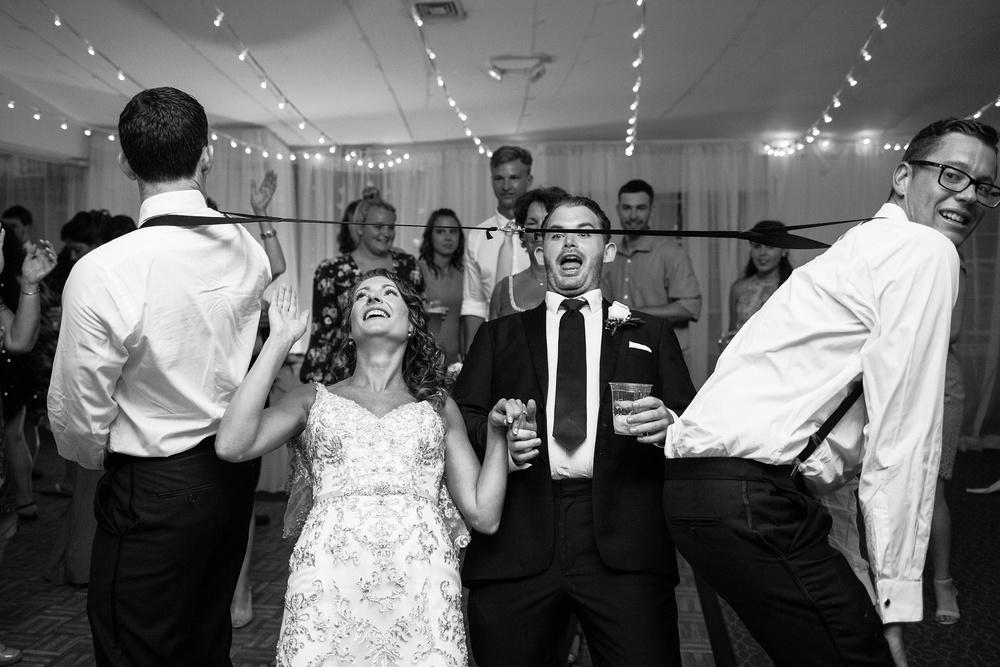 Wedding limbo