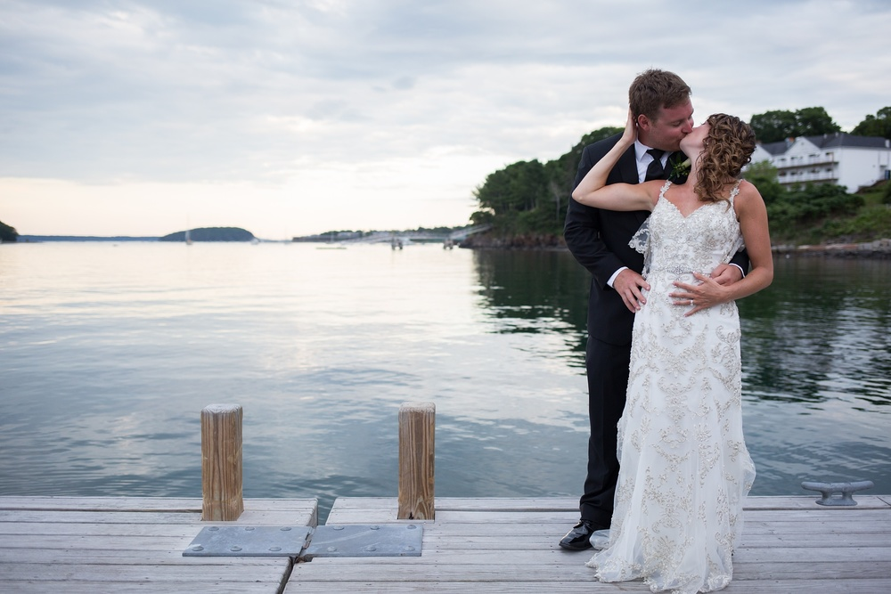 Getting married in Bar Harbor