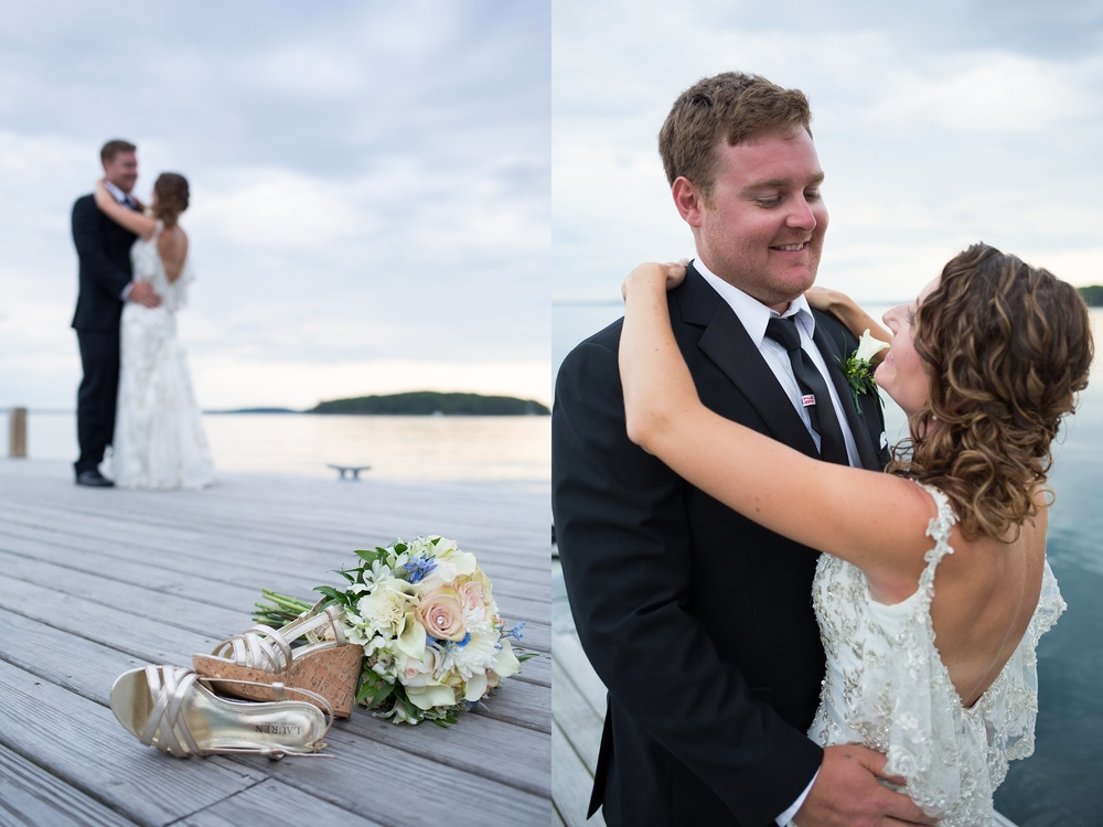 Maine Wedding Pictures