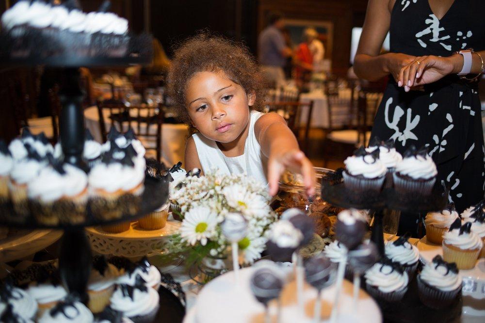 The Royal Oaks Room Wedding
