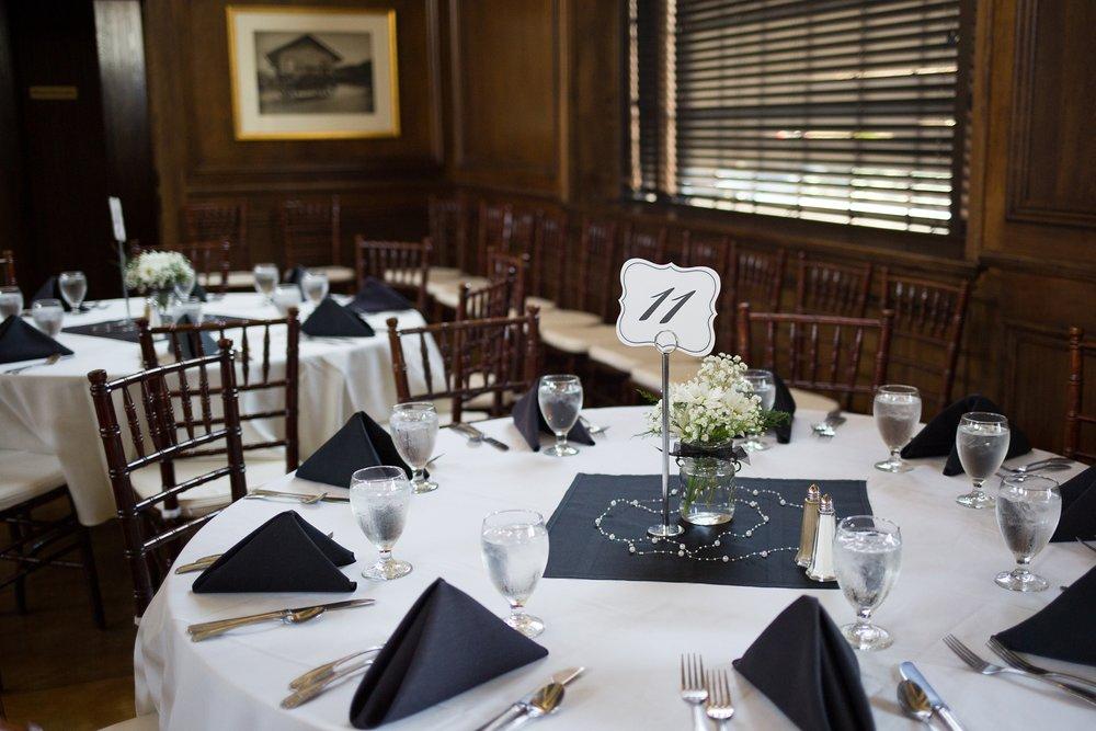 Royal Oak Room Wedding