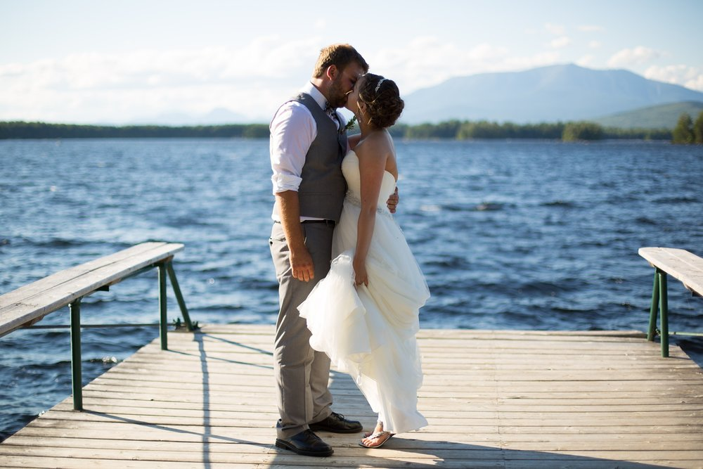 Weddings at New England Outdoor Center