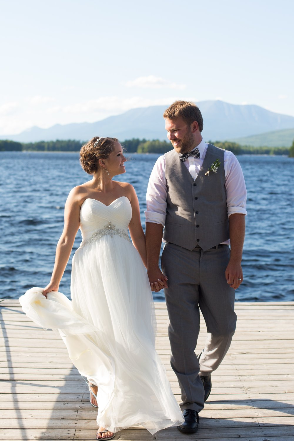 Wedding Photographers near Millinocket Maine