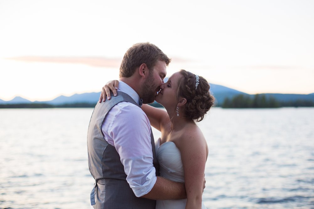 NECO Millinocket Maine Wedding