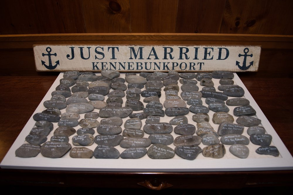 Just married Kennebunkport