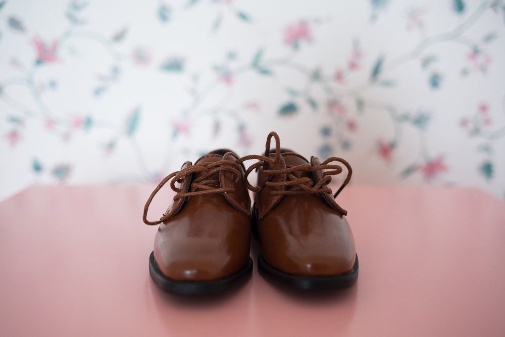 ring bearer shoes
