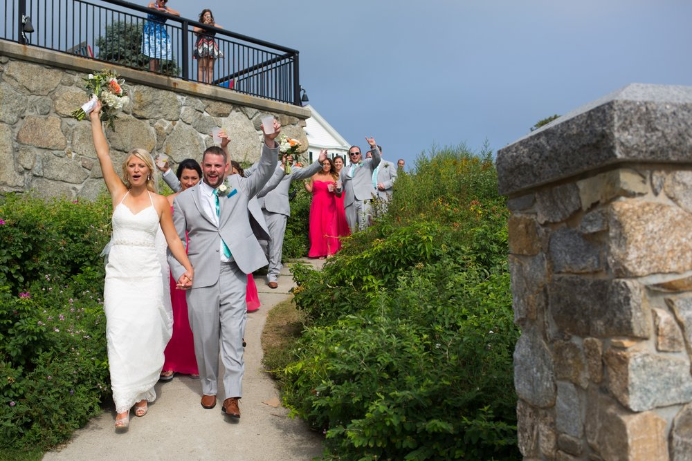 Weddings at the Colony Hotel Kennebunkport