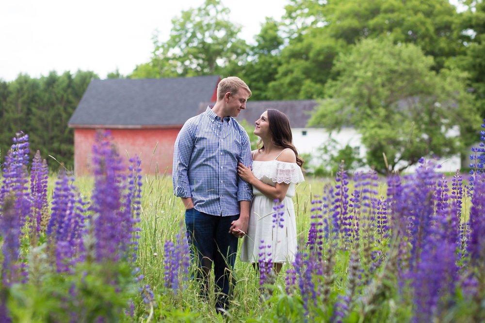 Bangor-Maine-Engagement-Pictures