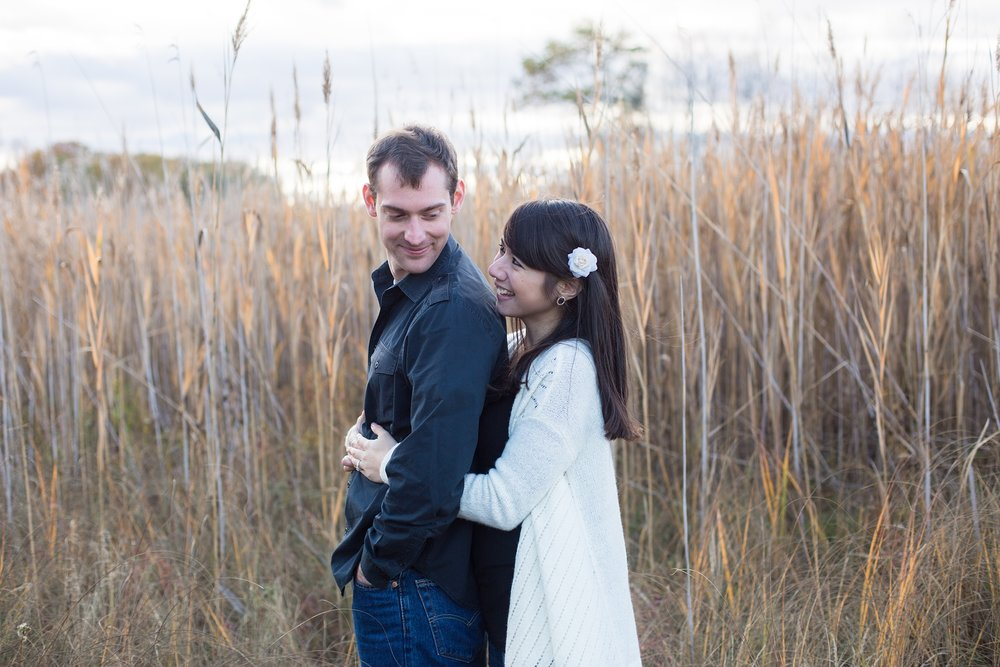 Engagement Photographers near Portland Maine