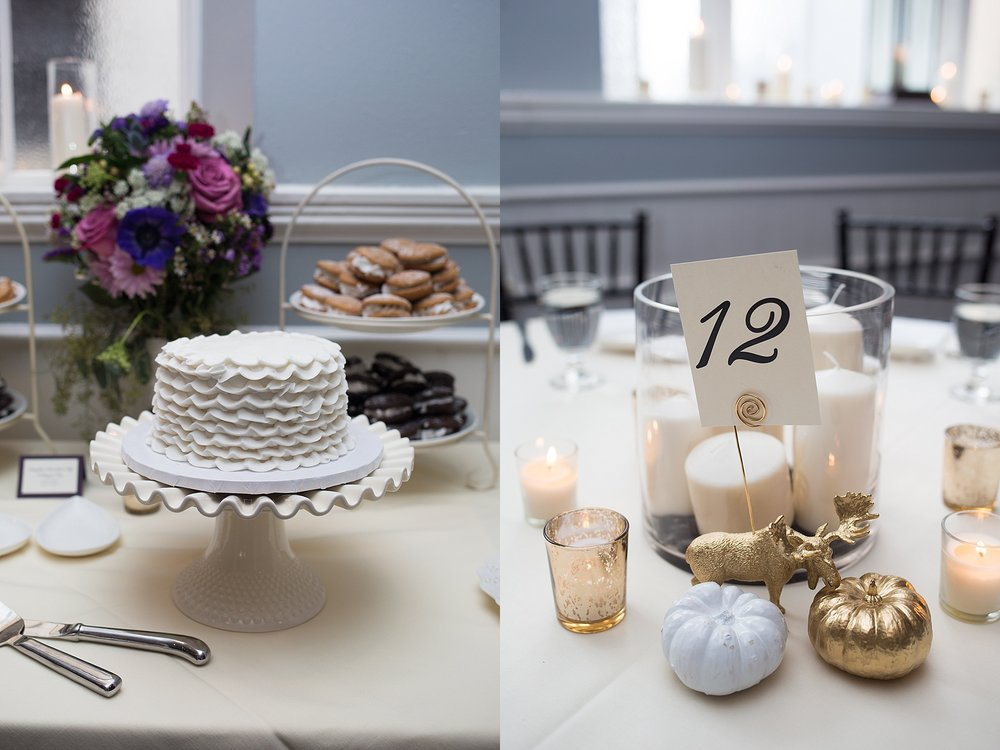 Weddings at Grace Portland Maine