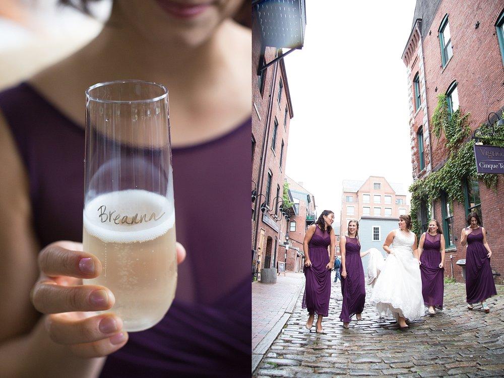 Wedding Photographers near Portland Maine