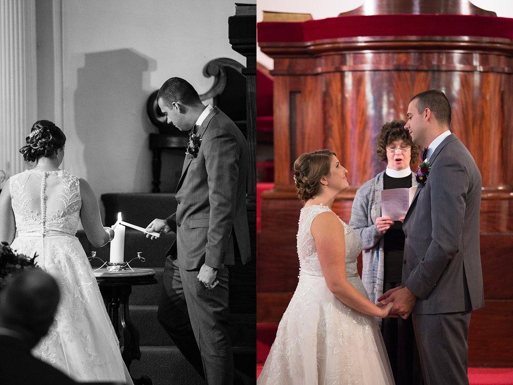 Weddings at First Parish Church