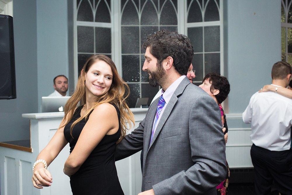 Grace Wedding Reception Portland Maine