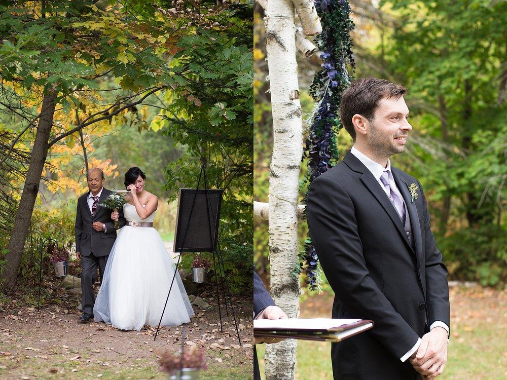 Wedding at Coolidge Family Farm