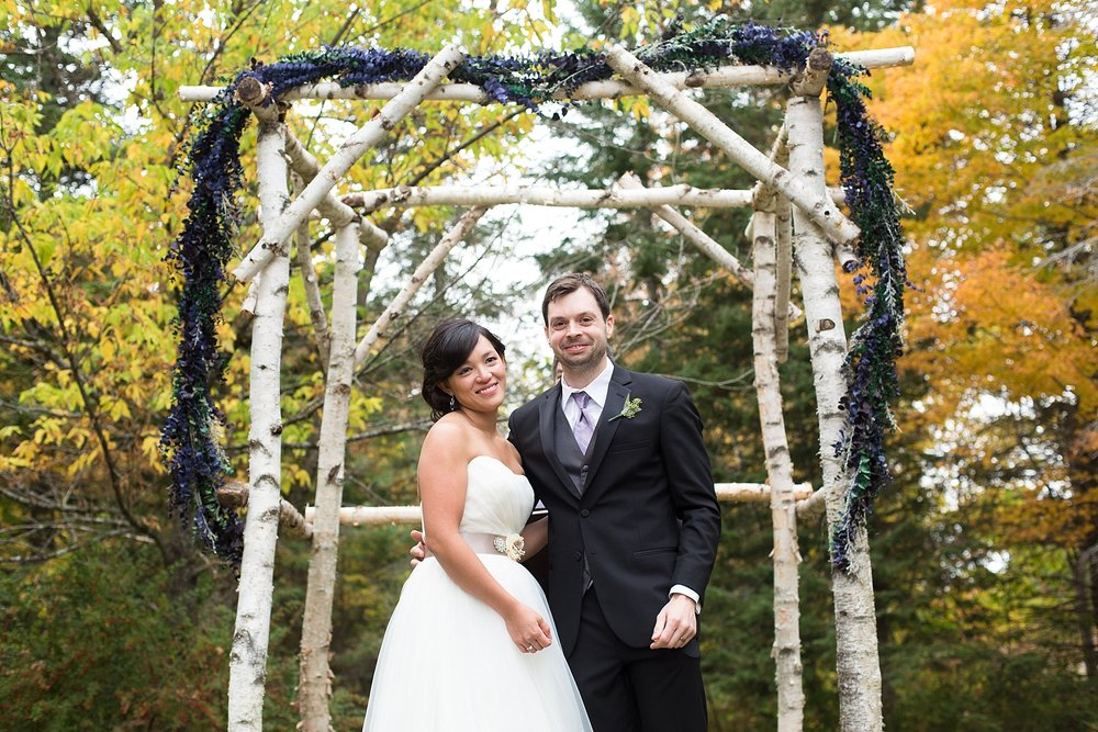 announced as husband and wife