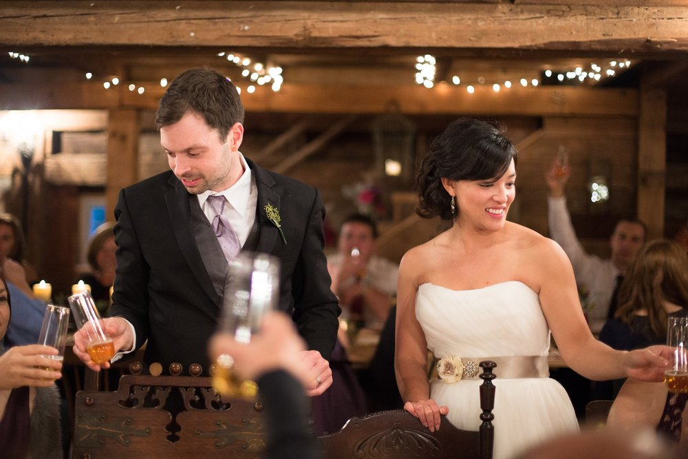 Receptions at Coolidge Family Farm