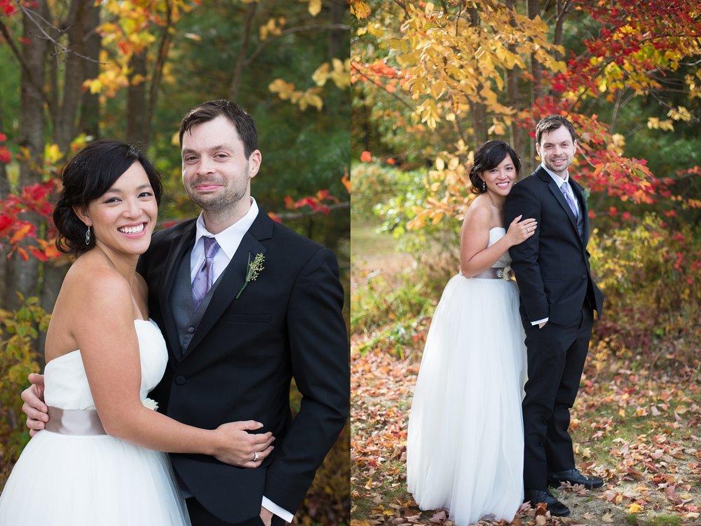 New Gloucester Maine Wedding Photographer