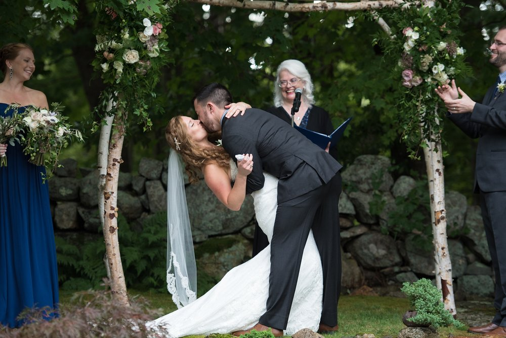Cape Neddick Wedding Photographer