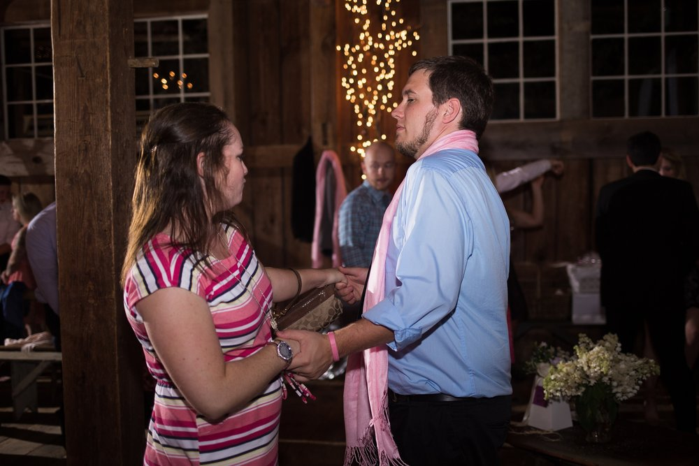 Receptions at Josias River Farm