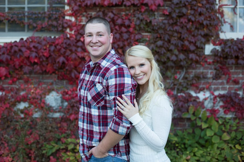 Engagement Pictures University of Maine