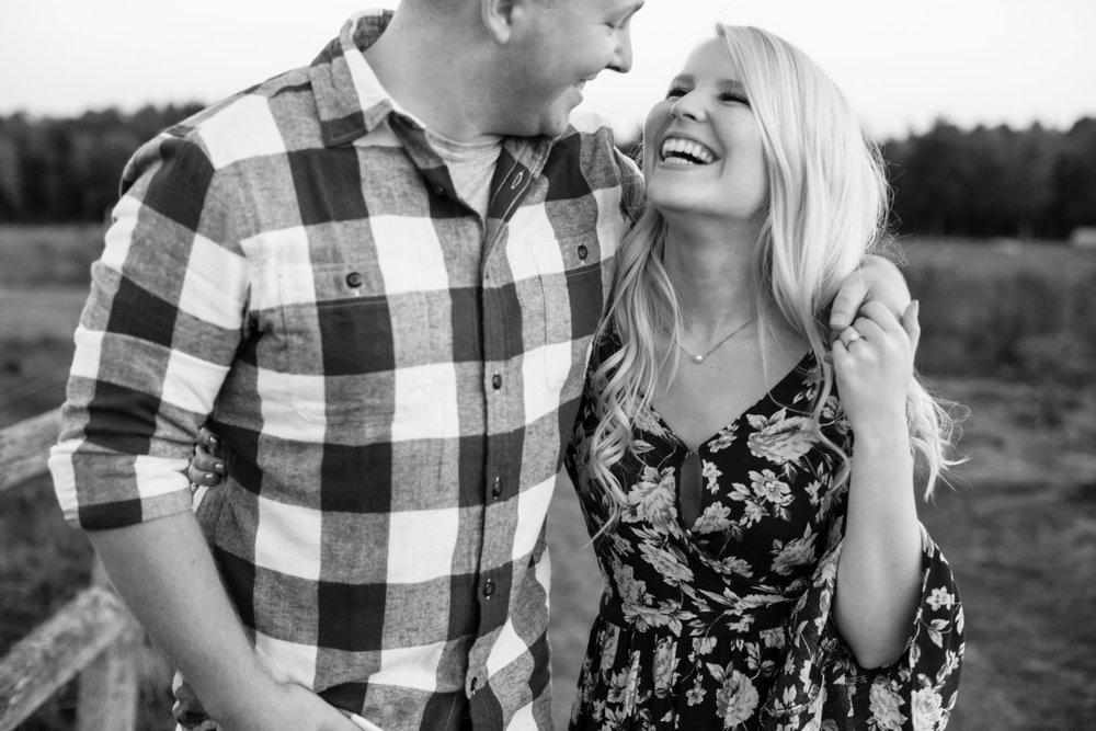 Best Maine Engagement Photographers