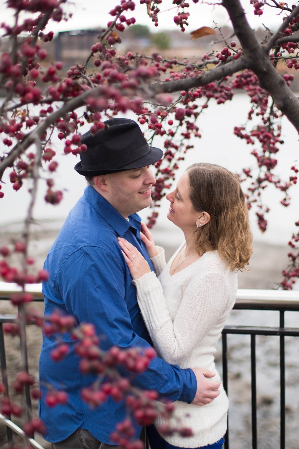 Brewer River Walk Engagement