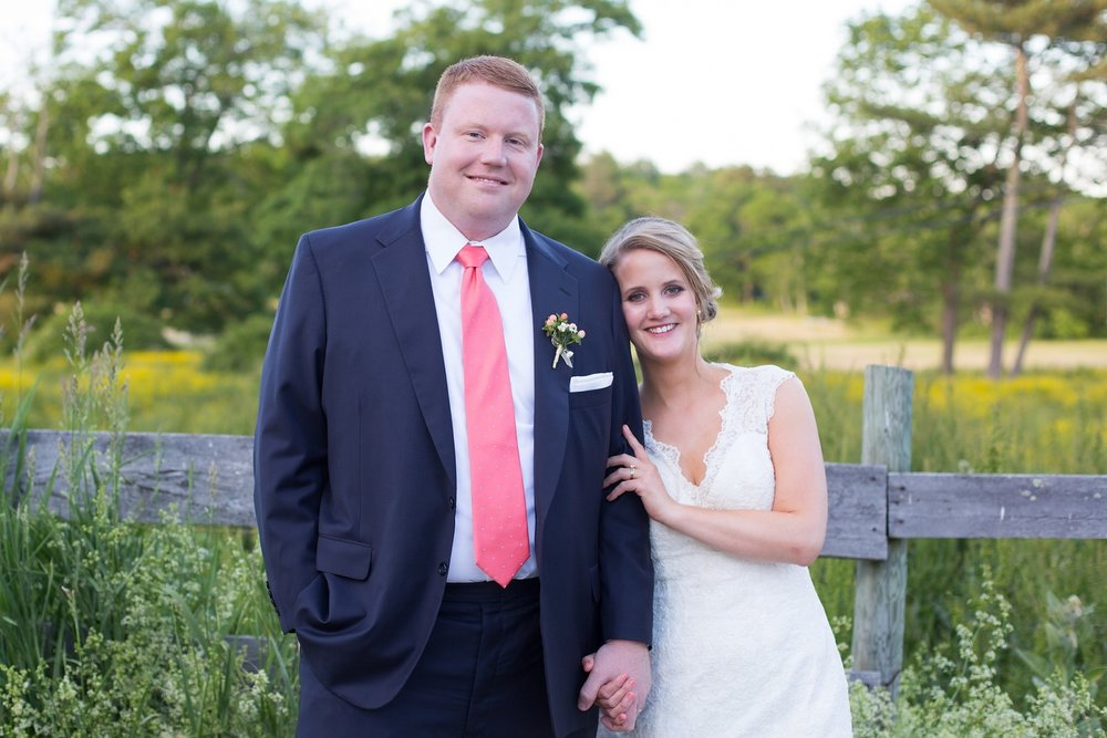 Weddings at Wolfs Neck Farm