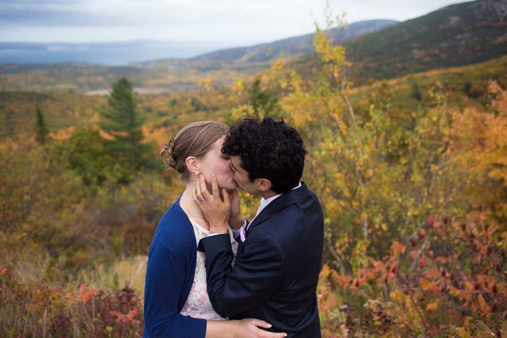 Acadia National Park Wedding Photographers