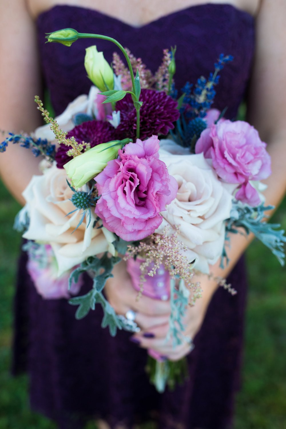 bridesmaid boquet