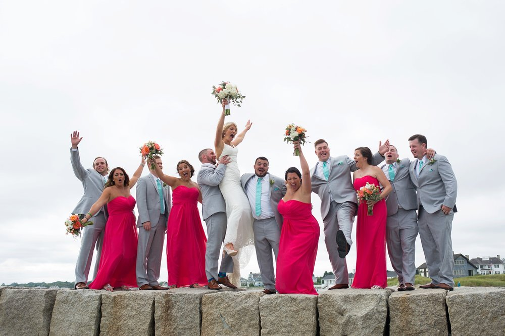 Kennebunkport Maine Wedding Photographer