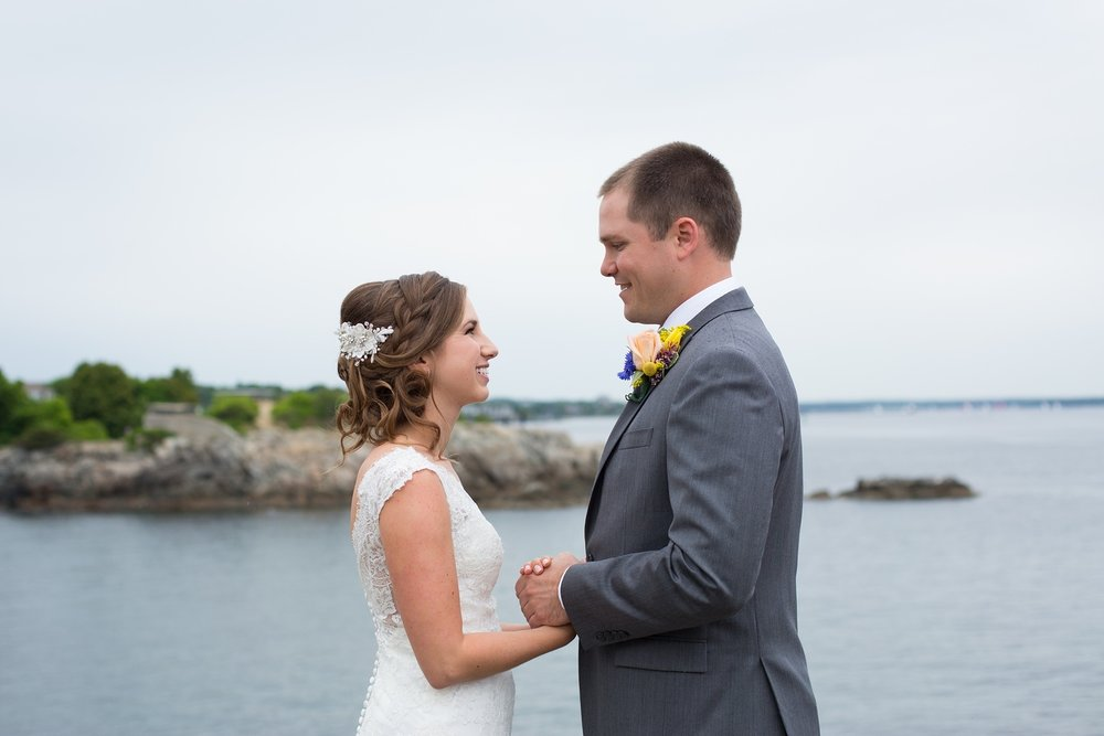Cape Elizabeth Maine Wedding Photos