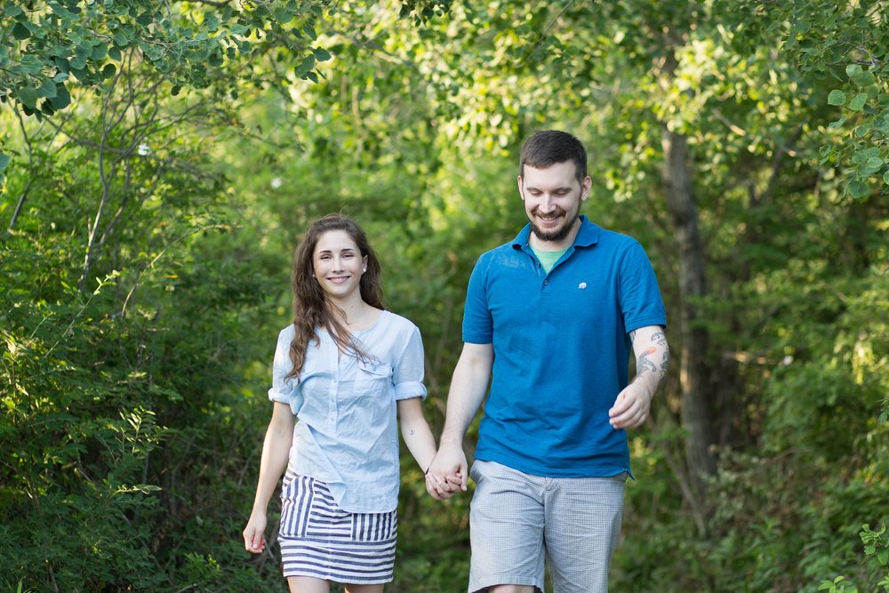 Kettle Cove Maine Engagement Pictures