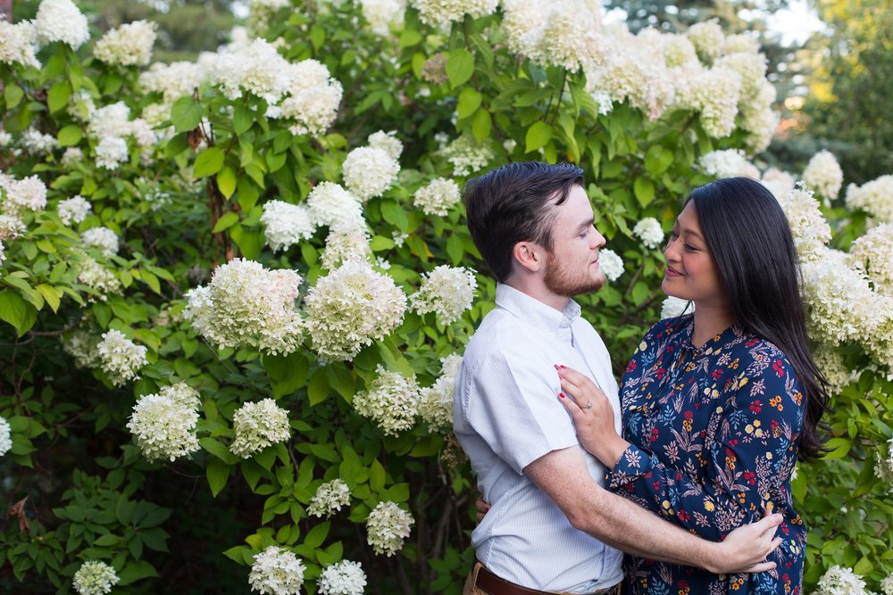 Maine Engagement Photos