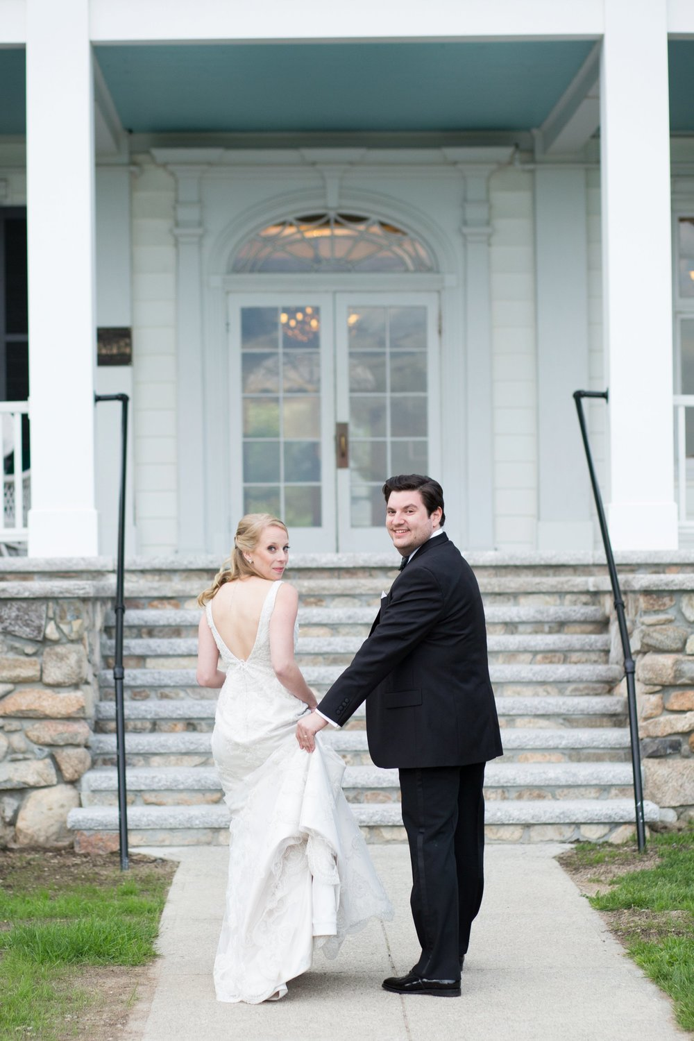 Maine June Wedding