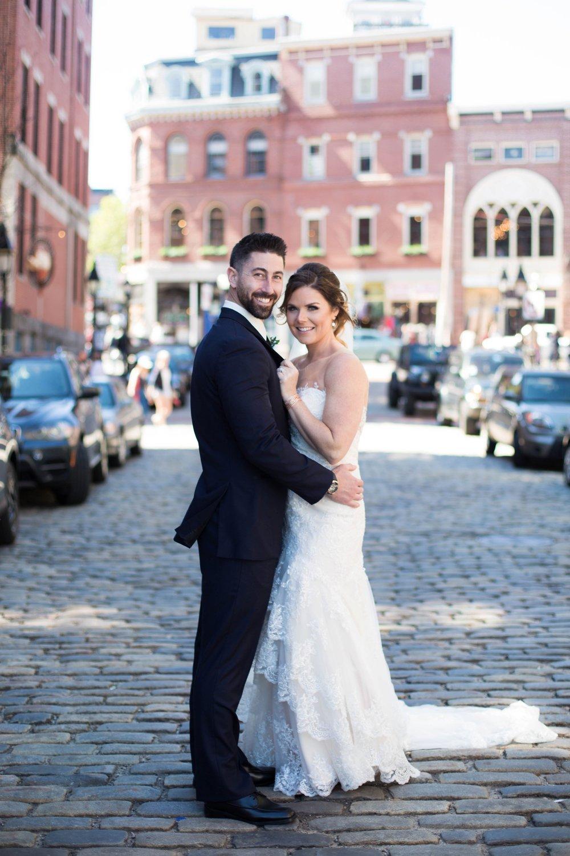 Downtown Portland Wedding