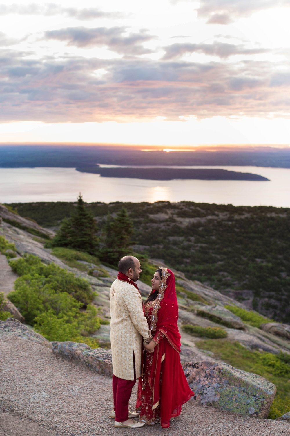 Wedding Photos in Acadia
