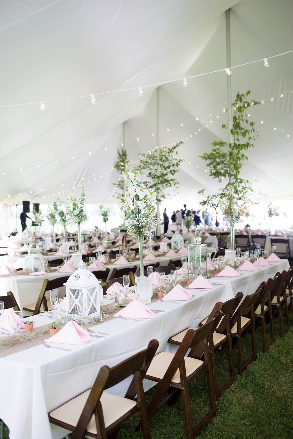 garden themed wedding