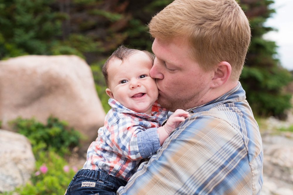Family Photographers in Bar Harbor