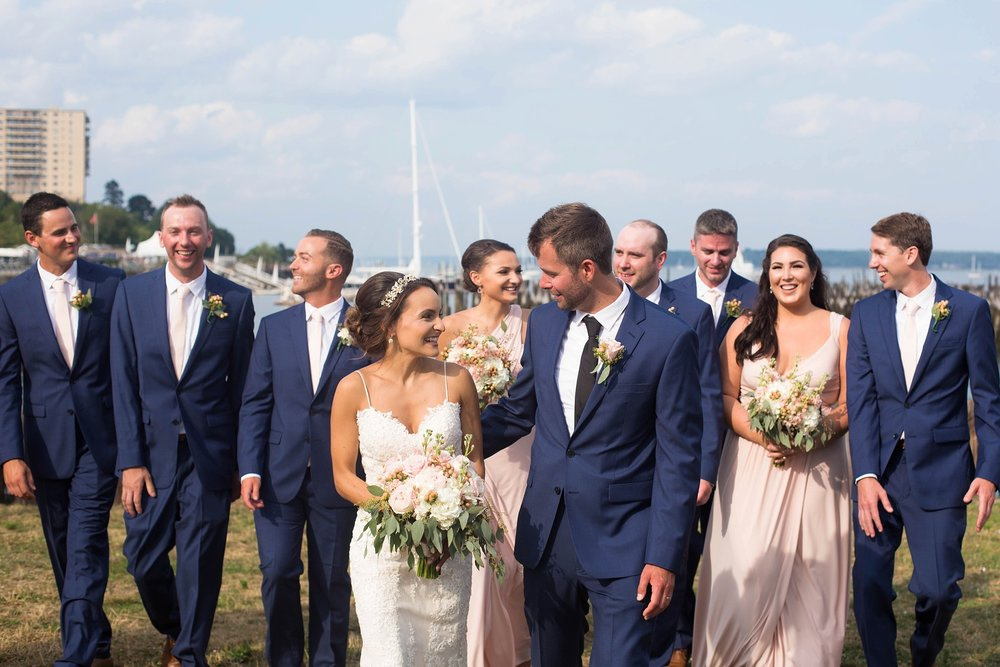 Portland Maine Wedding Photos