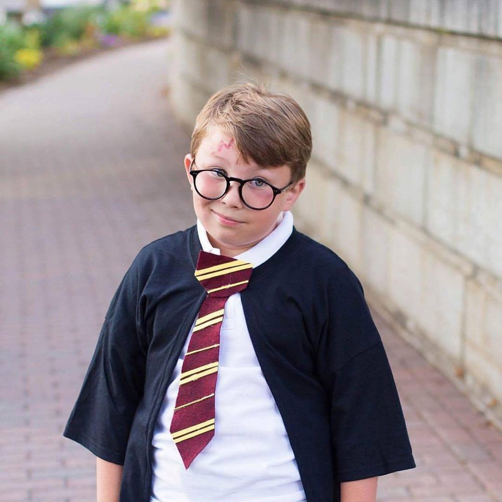 harry potter kids costume