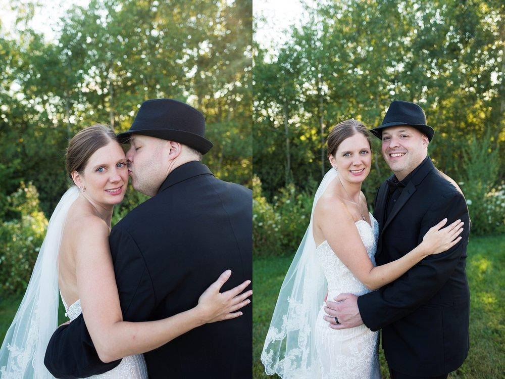 bangor bridal portraits