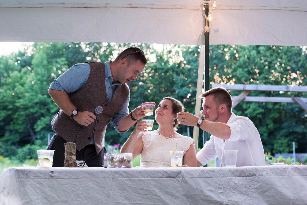 groomsmen toast