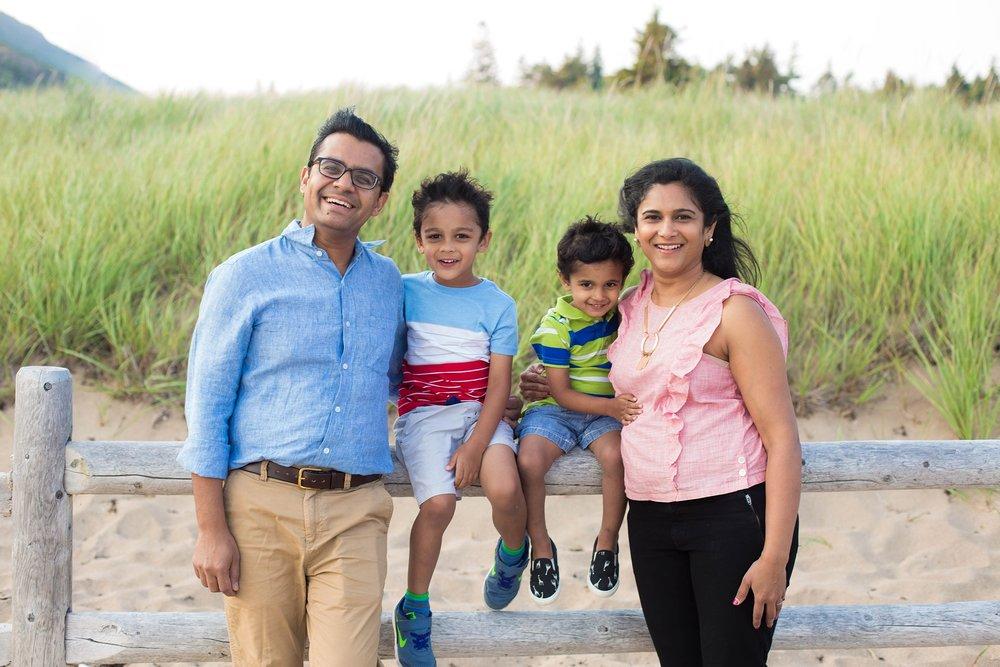 Acadia Family Photography