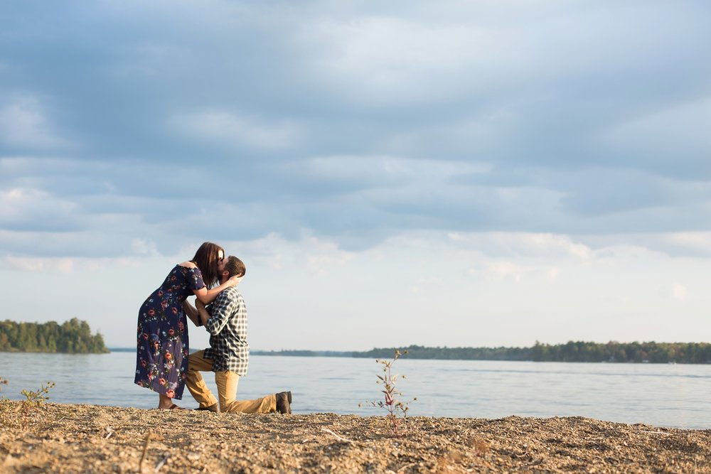 maine proposal photographer