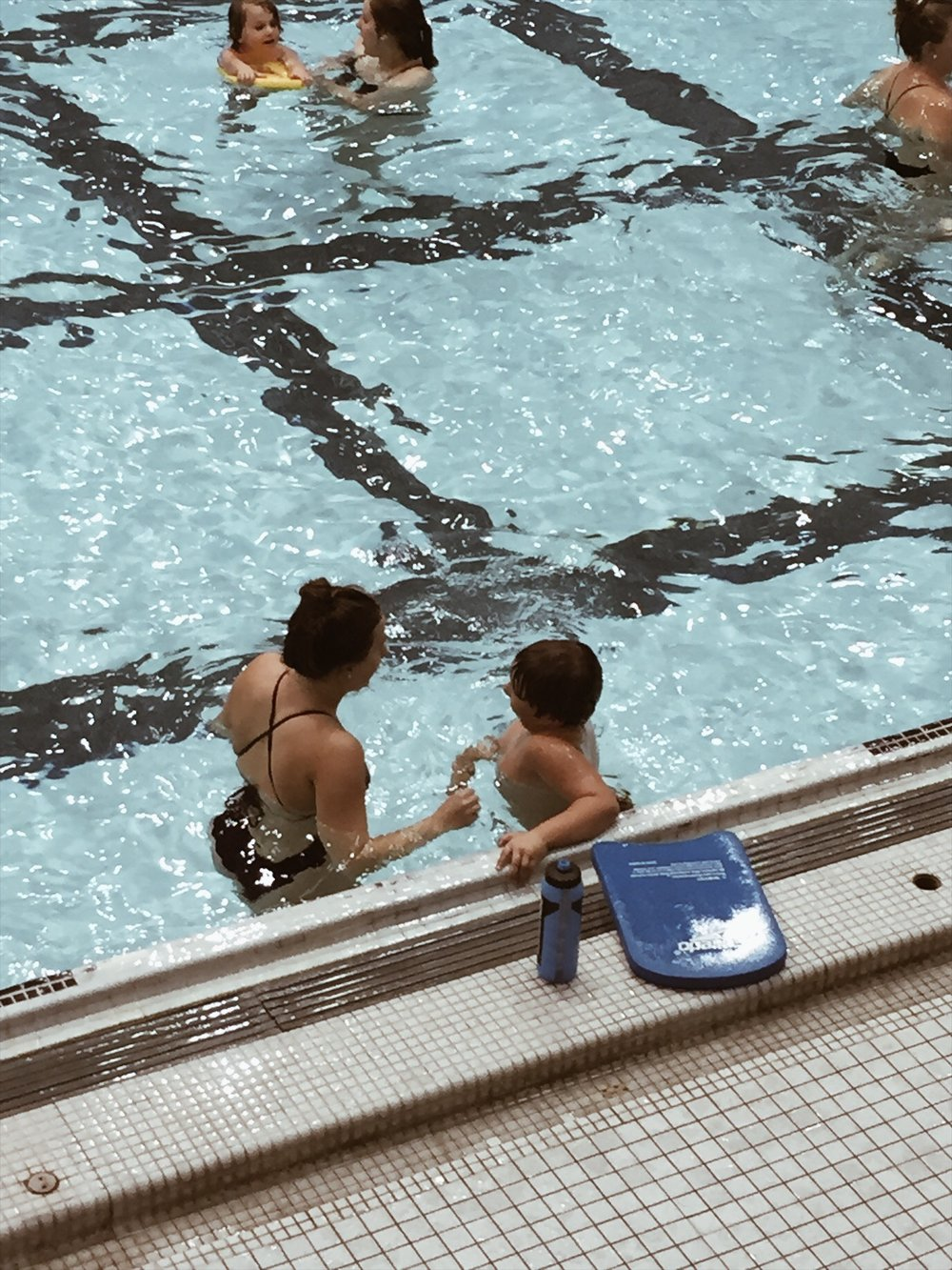 UMaine swim lessons