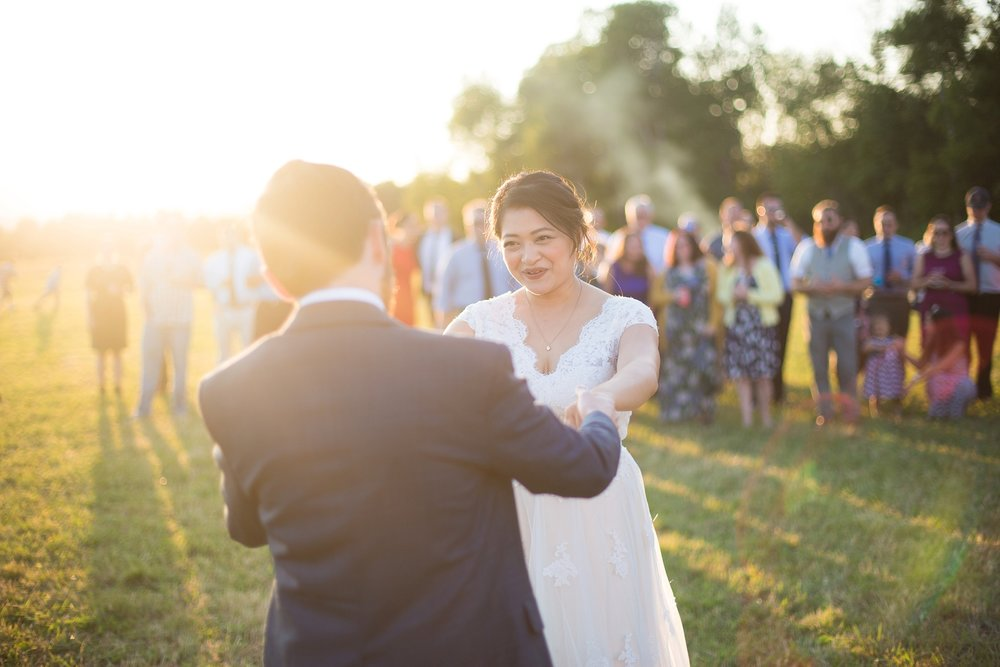 farm first dance